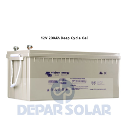 Victron Akü 12V 220Ah Jel- Deep Cycle